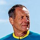 Let's Cycle Ireland Local Hero John Meyler at Garretstown Beach